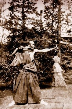 The Old Archer - 弓道
