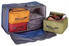 organize my camping stuff