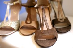 Ooops, is that pair of #TangoShoes missing in my collection? #TangoBerlin