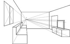 Image result for perspectiva conica