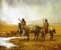 native american horses   Spirit of the plains people