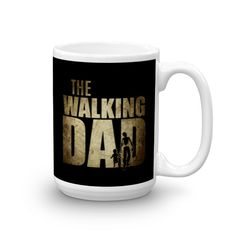 The Walking Dad Mug Father's day gift