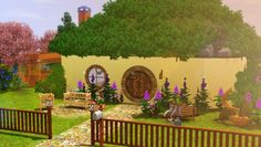 Residential lots - DescargasSims-CC