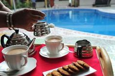 Having a nice cup of tea at #United21 Emerald, #Goa. We are sure, you'd love it