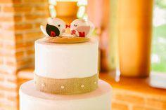 Casamento Diego & Naiara   Lápis de Noiva