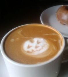 Creamy Chocolate Pumpkin-Spice Latte
