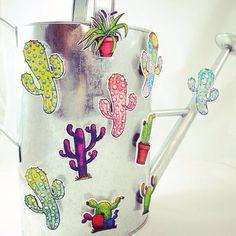 Nuevos modelos de complementos de Kactus con K® Imanes de cactus con mucho color. Pronto disponibles en nuestra tienda www.kactusconk.etsy.com #cactus #handmade #handcraft #craft #DIY #artesanal #artesanía #art #design #ornaments #magnet #color #colores #new #nice #nuevo #gift #hanger #colgador #lucir #spain #decoración #customized #diseño #etsyshop #granada #producto #personalizado