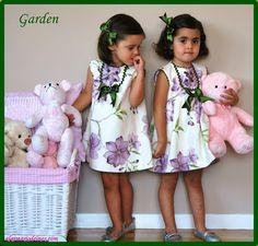 El armario de Inés Little Girl Outfits, Cute Outfits For Kids, Little Girl Fashion, Toddler Fashion, Cute Kids, Kids Fashion, Kids Girls, Baby Kids, Couture