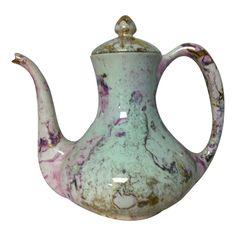 Vintage Sascha Brastoff Marble Teapot