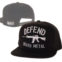 Defend Death Metal Band Merch e651208bd444