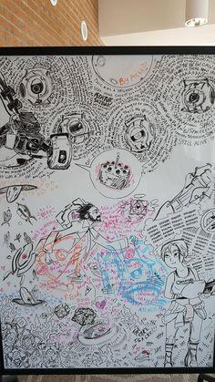 #Portal Fan Art