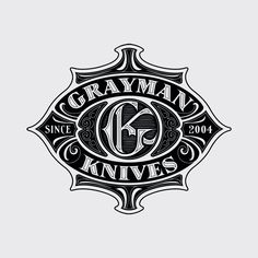 Grayman Knives Badge