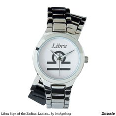 Libra Sign of the Zodiac. Ladies Watches. Watches
