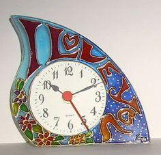 "EricaClock: Anteprima ""PICCOLI OROLOGI DA PARETE E TAVOLO - Little wall clocks and table clocks"""