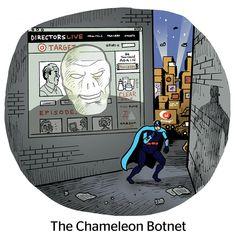 The Chameleon Botnet