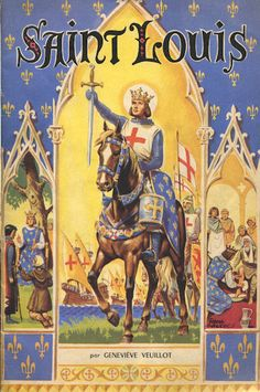 At his coronation as king of France, Louis IX bound himself by oath to behave as God's anointed, as the father of his people and feudal lord of the King of Peace. Other kings had done the same, of course. Louis was different in that he actually interpreted his kingly duties in the light of faith. After the violence of two previous reigns, he brought peace and justice. He was crowned king at 12, at his father's death.