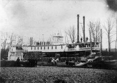 Steam Boats, Paddle Boat, Old Boats, Steamers, Museum Collection, Yachts, Rivers, Mississippi, Past