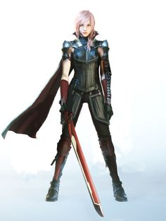 final fantasy xiii lightning returns lightning outfits | rework lightnings outfit just to see what it looked like