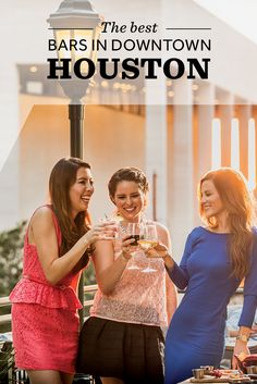 The Downtown webportal is an innovative partnership dedicated to promoting the vitality of downtown Houston. Houston Date Ideas, Houston Bars, Texas Bucket List, Houston Restaurants, Bars And Clubs, Texas Pride, H Town, Romantic Things, Texas Travel