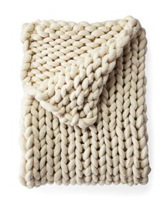 Henley Wool ThrowHenley Wool Throw