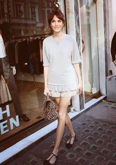 london fashion week//street style