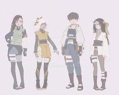 Hero Costumes, Anime Costumes, Anime Oc, Chica Anime Manga, Anime Drawings Sketches, Cute Drawings, Sasuke, Naruto Clothing, Naruto Oc Characters