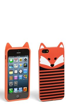Fox iPhone 5 case