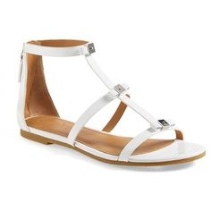 Women's MARC BY MARC JACOBS Cube Bow Leather Sandal