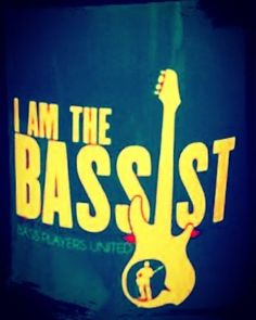 The #bass #man #rock #rules
