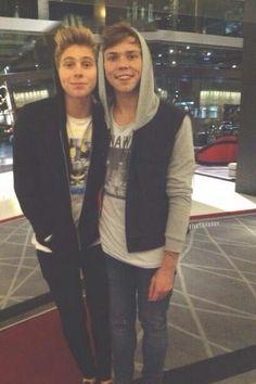 Ashton and Luke :)