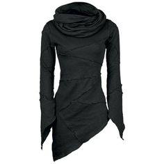 Templar-huppari - Girlie-swetari - Queen Of Darkness - Tuotenumero: 232747 - alkaen 44,99 € - EMP postimyynti - Tuotemerkit, bändipaidat, CD-levyt, fanituotteet, rock-vaatteet, katumuoti ja elämäntyyli from emp.fi | FASHIOLISTA | love your style!