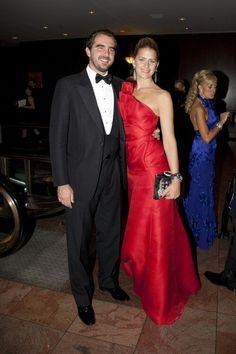 Prince Nicholas and Princess Tatiana of Greece