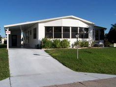 Front 1984 Mobile Manufactured Home In Port Saint Lucie FL Via MHVillage