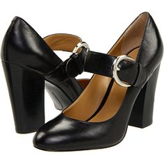Mary Janes, grown up version. $61.99 Nine West, via Zappos.