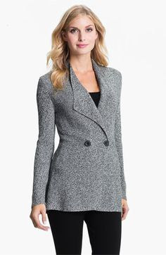 Nic + Zoe Peplum Cardigan available at #Nordstrom