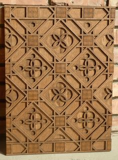 #lasercut #wood #decorative_wall_panels