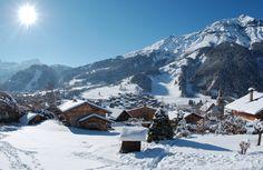 Contamines - Haute-Savoie - France - Photographies des Contamines-Montjoie