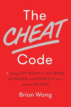 """Can """"Cheating"""" at Life Actually Help You to Get Ahead?"""