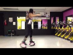 Official dance routine/moves with Kangoo Jumps for the Christmas Telethon on C T V - YouTube