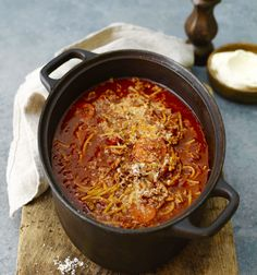 I Love Food, A Food, Good Food, Food And Drink, Veggie Recipes, Soup Recipes, Air Fryer Dinner Recipes, Midweek Meals, Swedish Recipes