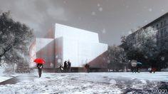Más tamaños   LANKRY ARCHITECTES - Pavillon de la danse - Genève, ch   Flickr: ¡Intercambio de fotos!