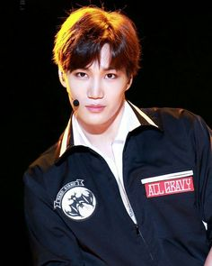 He is so cute Baekhyun Chanyeol, Exo Kai, Luhan And Kris, Chen, The Power Of Music, Exo Concert, Exo Korean, Kim Minseok, Fandom