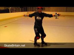 Roller Derby Transitions - Back to Front (Cheat Method) - YouTube
