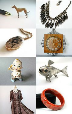 Vintage is always in vogue! by Roxie on Etsy--Pinned with TreasuryPin.com