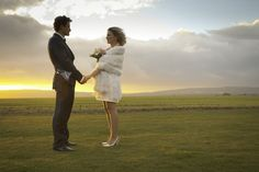 Another elopement and it looks so romantic.
