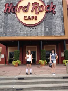 Hard Rock Cafe Orlando (my favourite)