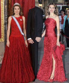 Felipe y Letizia, cuando eran príncipes de Asturias, asistieron a la boda de la princesa Victoria de Suecia y Daniel Westling (2010).