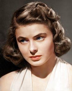 Ingrid Bergman ✾