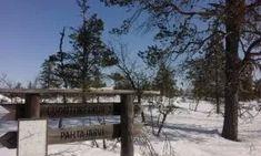 Fast vacation Hetta, Lapland, Finland Jyppyrä  Cross country skiing M.