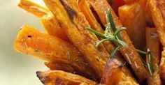 The kids LOVE sweet potatoes because of this exact recipe!  #sweetpotato #fries
